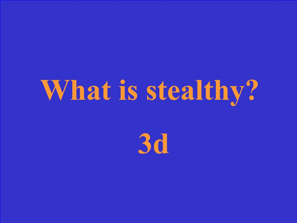 When you have to be cautious you are very _______. 3d