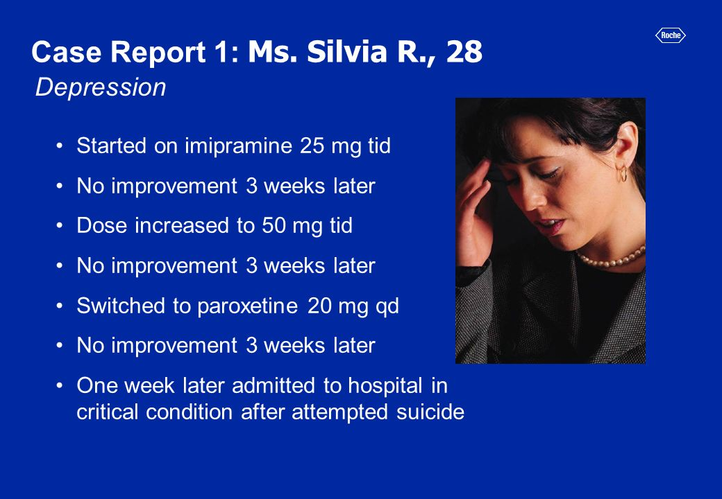 Case Report 1: Ms.