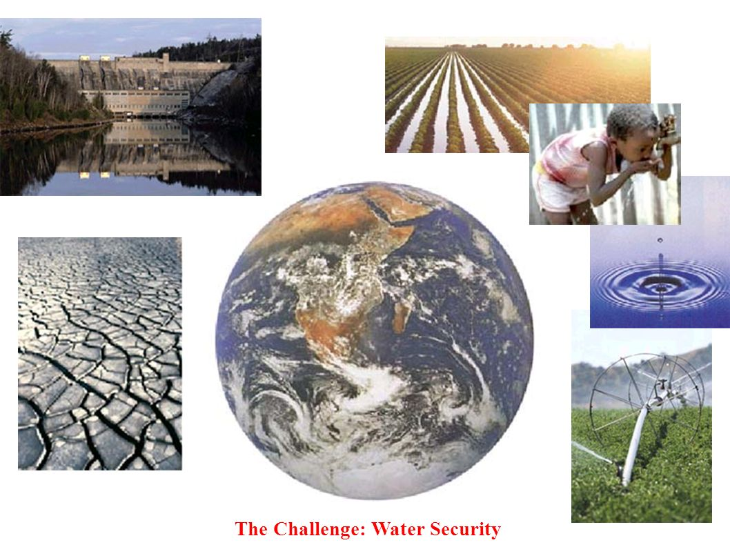 The Challenge: Water Security