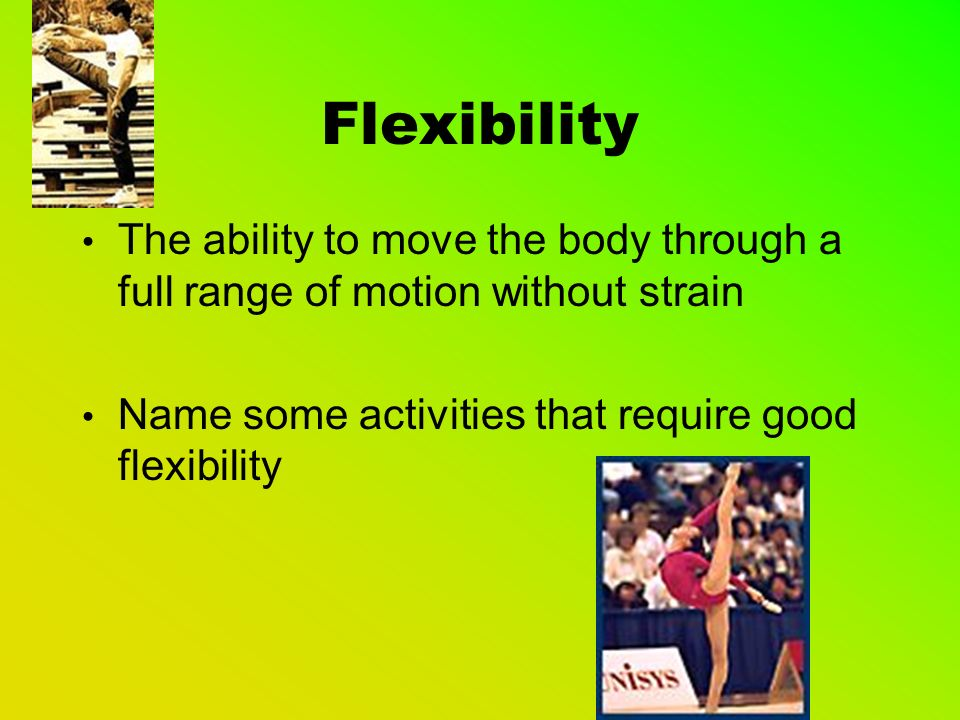 Muscular Endurance The ability to repeat muscular contractions Give some examples of exercises requiring muscular endurance In which sports is muscular endurance particularly important