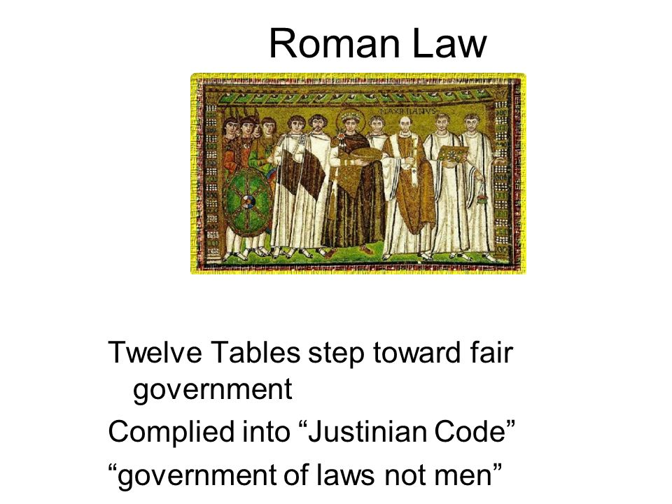 Republic Rule by Peoples Representative Created in Ancient Rome –Senator = Representative