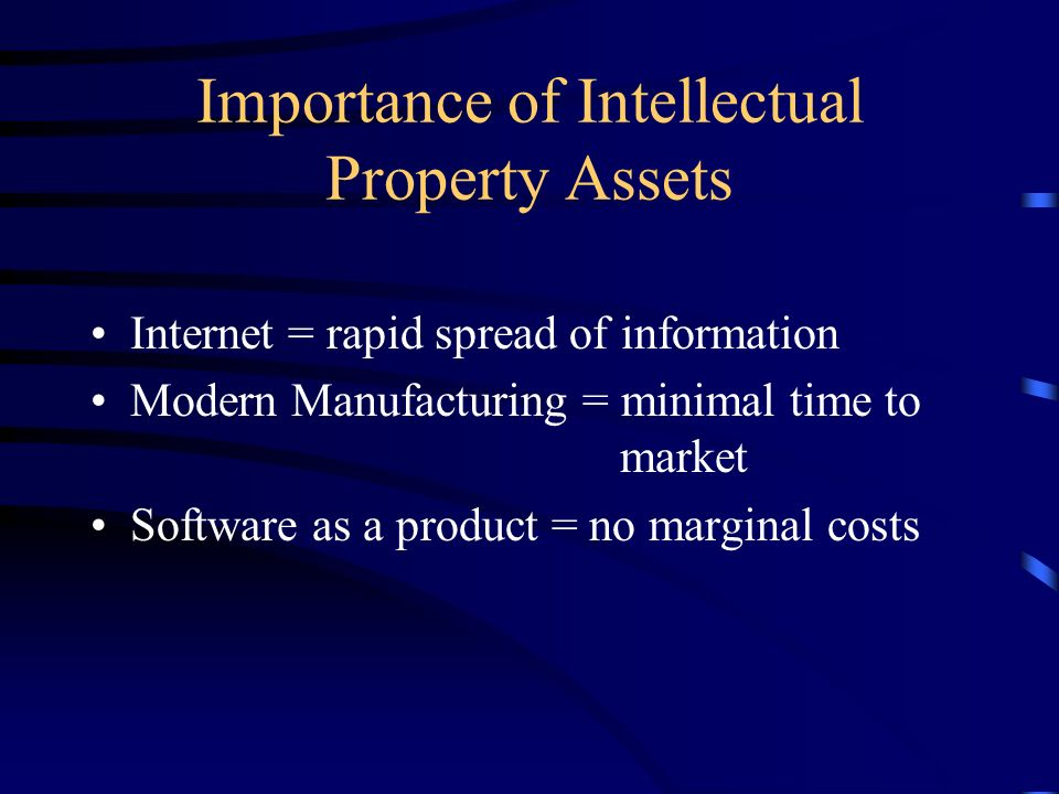 Managing Intellectual Property in the New Electronic Economy Scott Johnson Johnson@ipmvs.com McKee, Voorhees, & Sease, P.L.C.