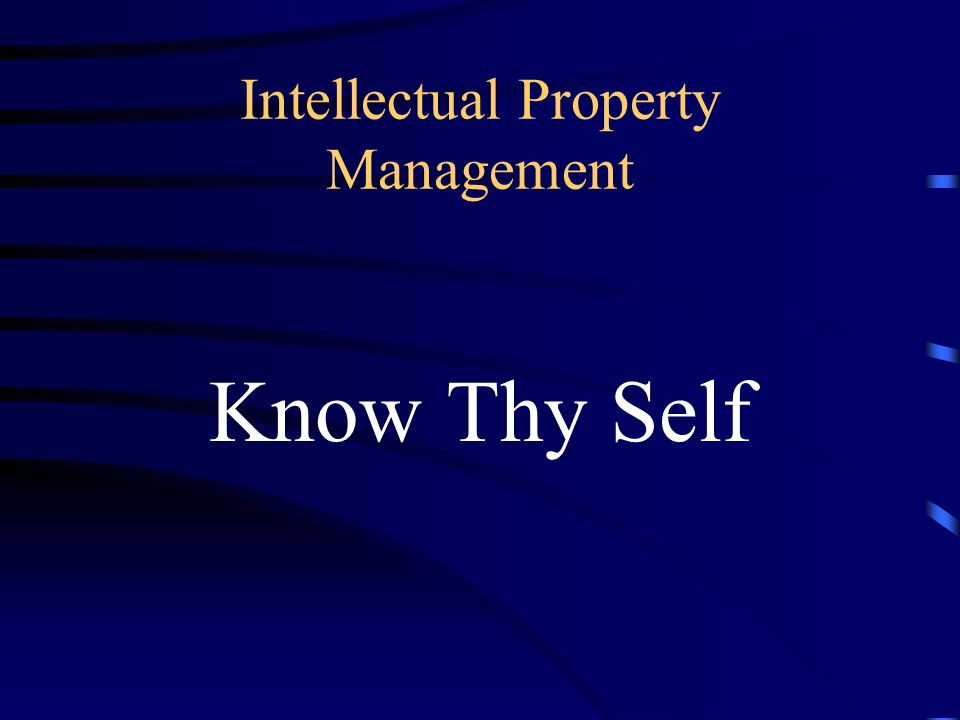 Intellectual Property- The Constitutional Provisions ART 1, SEC.