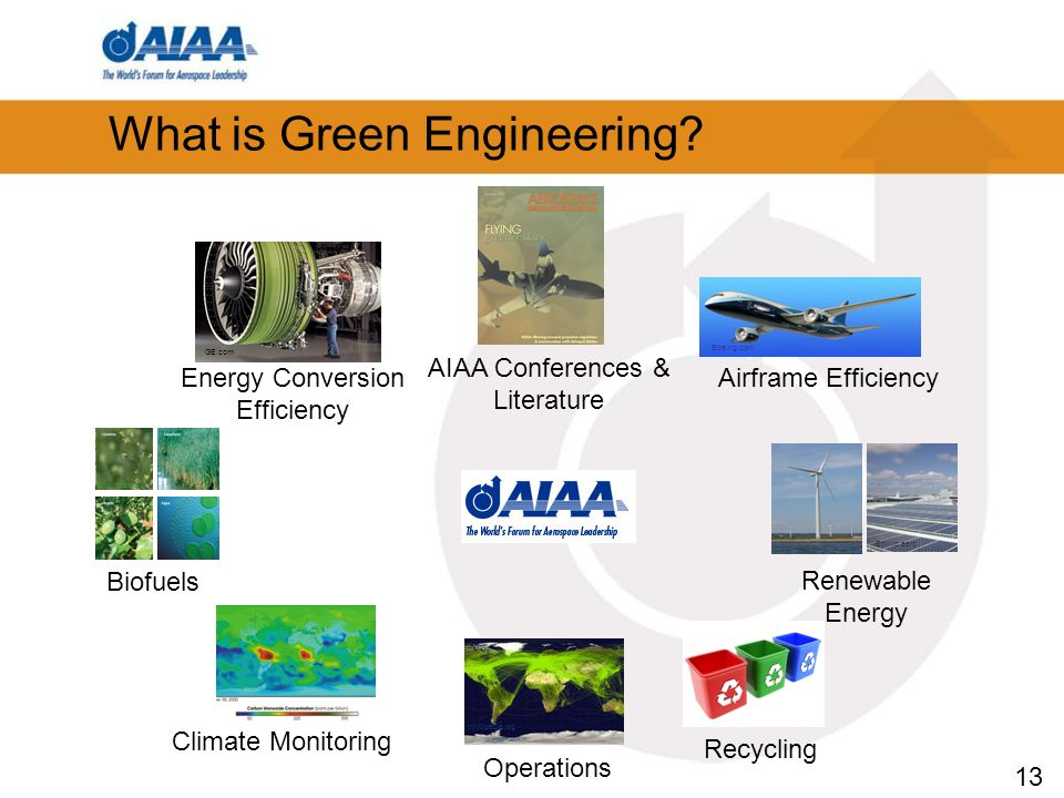 13 What is Green Engineering.