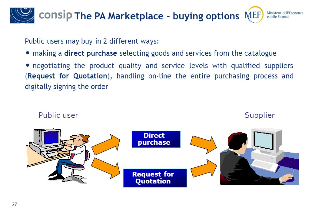 26 Item name technical specifications (standardized catalogue) Suppliers name Price The PA Marketplace - the catalogues