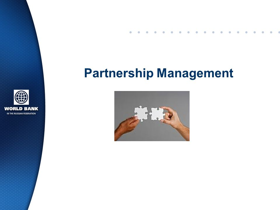 Partnership Management