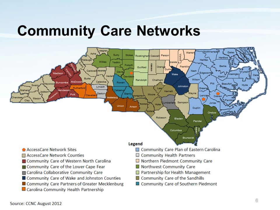 Community Care Networks 6