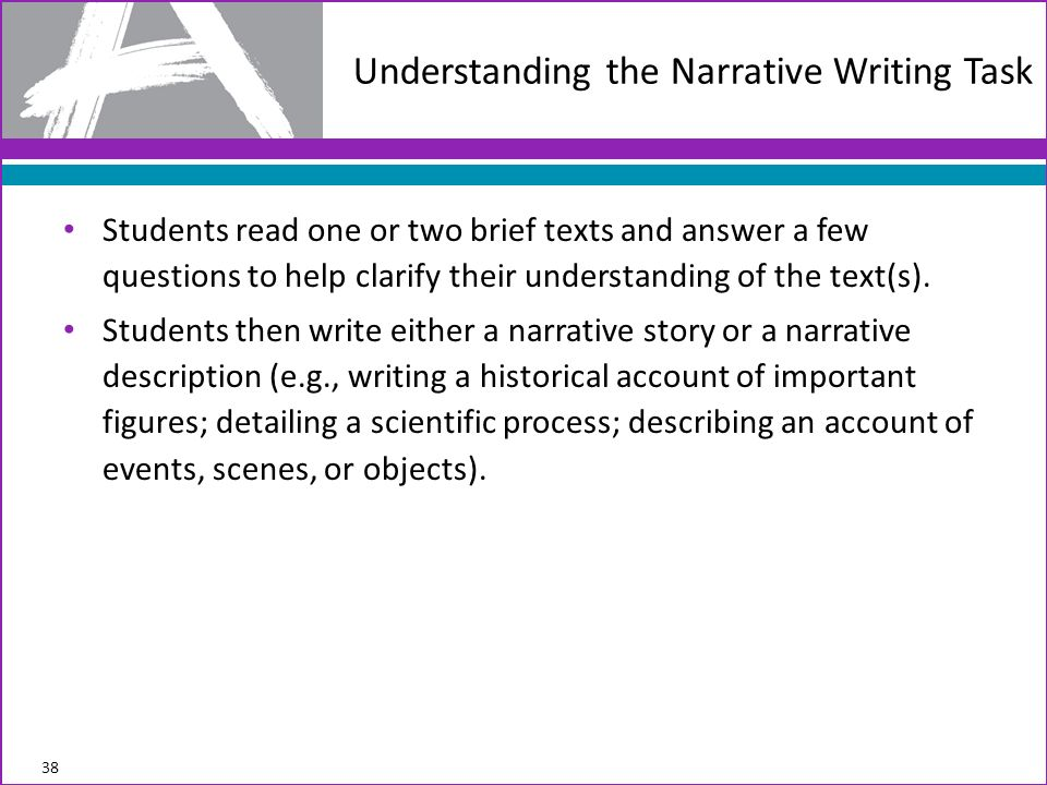 Students read one or two brief texts and answer a few questions to help clarify their understanding of the text(s).