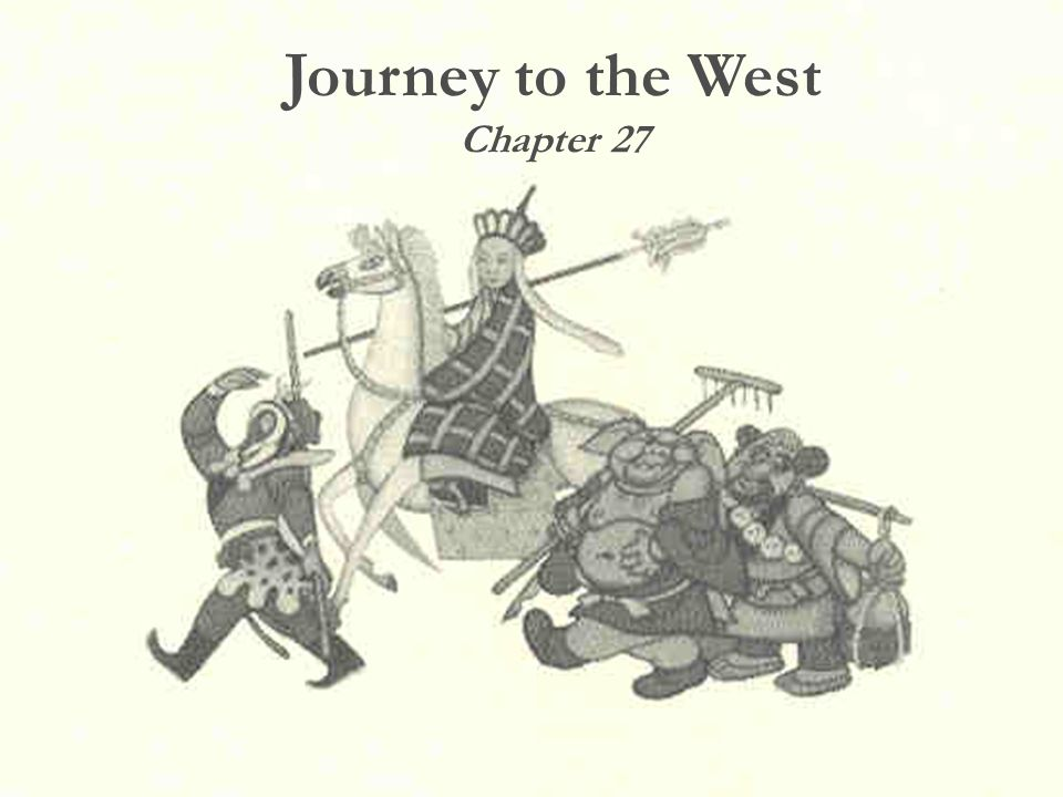 39 Journey to the West Chapter 27