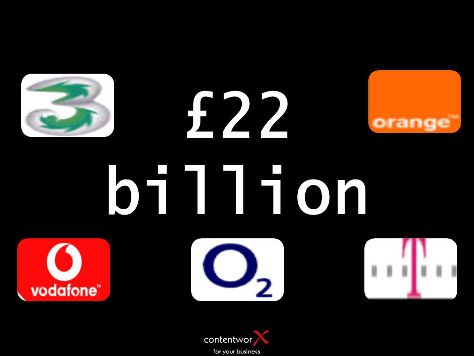 for your business £22 billion