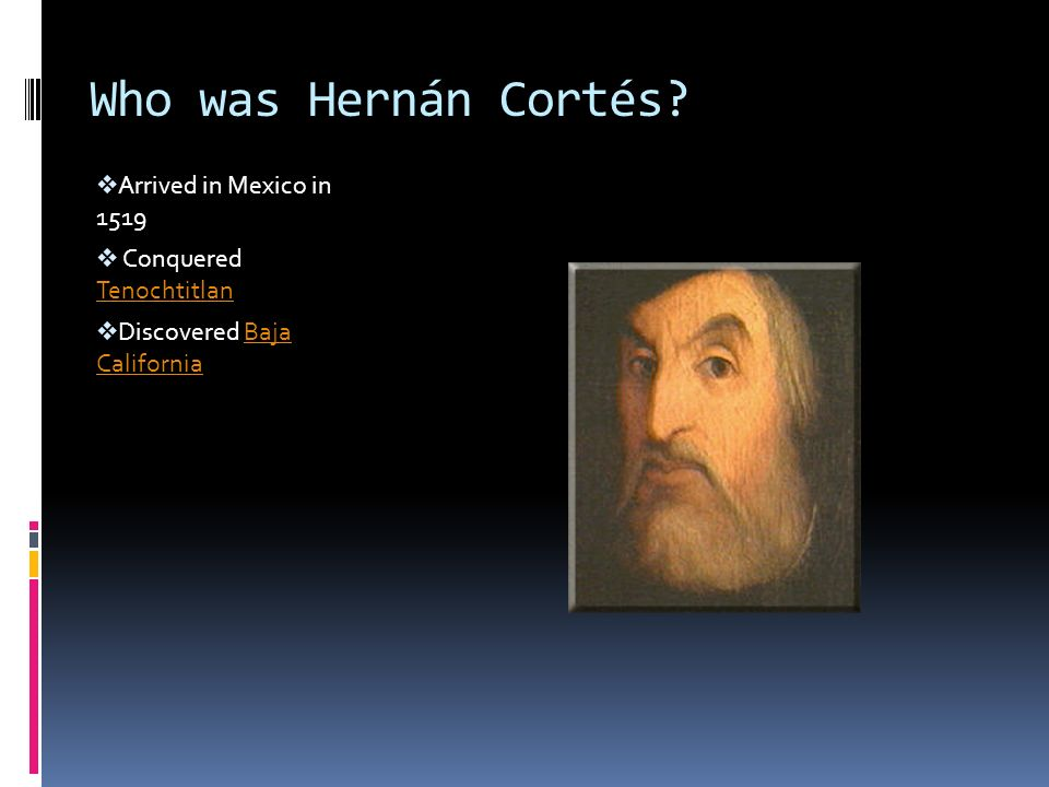 Who was in Mexico before 1519