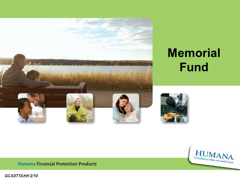 3 3 Page 3Proprietary & Confidential Information - Product Training Information GCA07V3HH 4/10 Memorial Fund GCA07TAHH 2/10