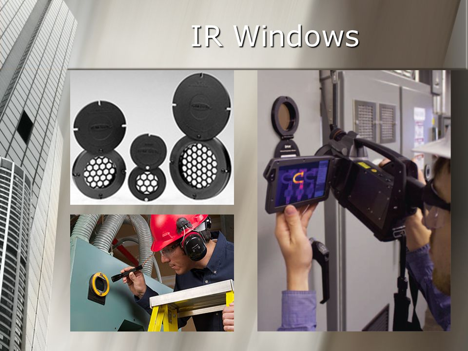 IR Windows