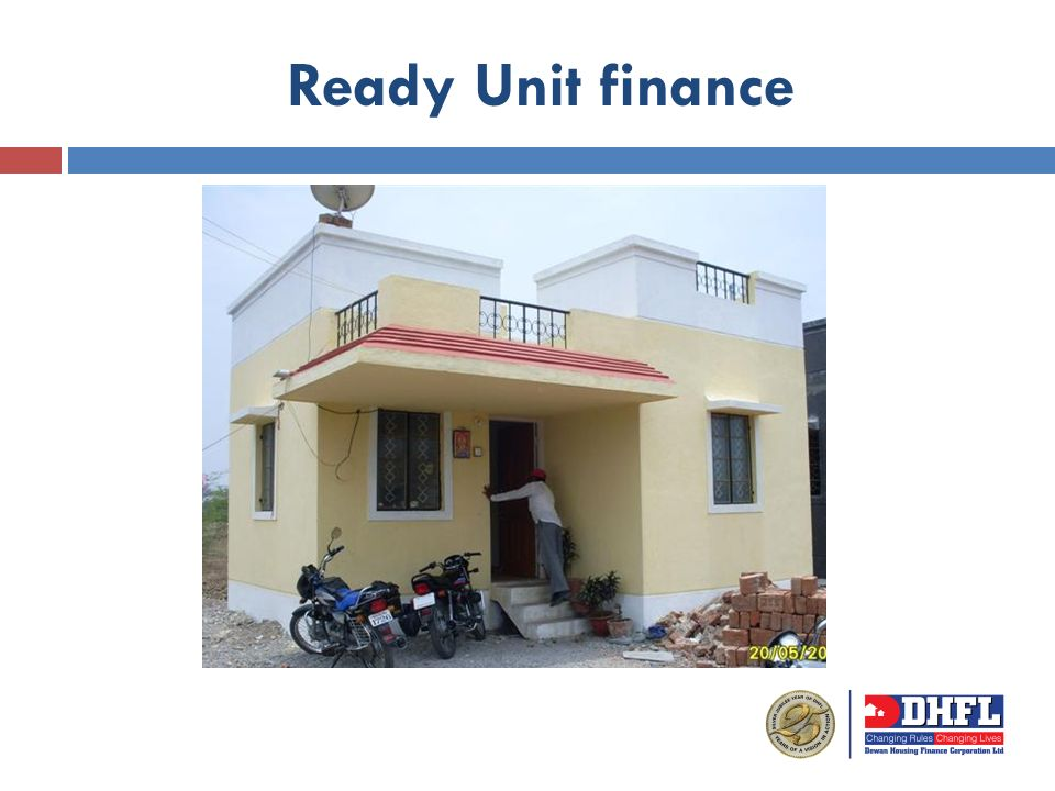 Ready Unit finance