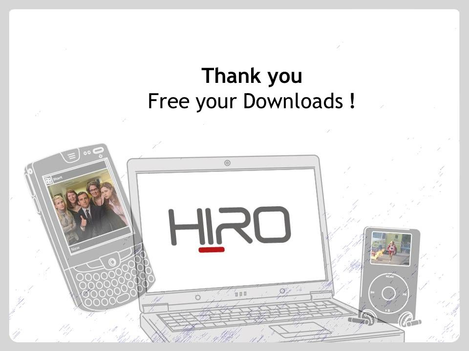 Thank you Free your Downloads !