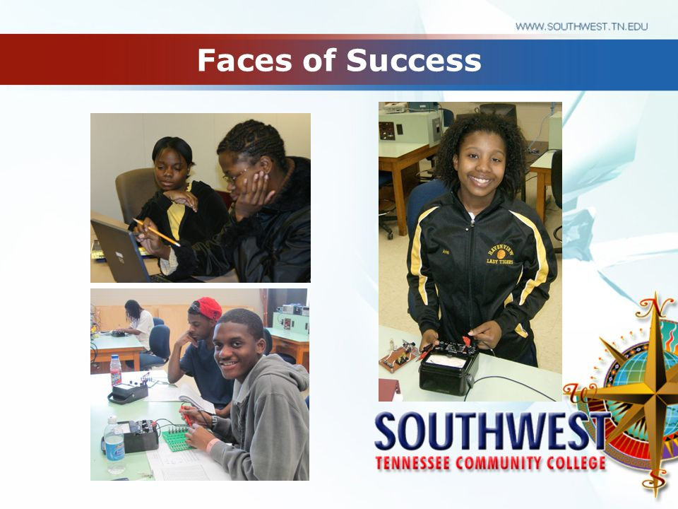 Faces of Success