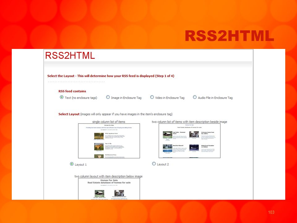 103 RSS2HTML