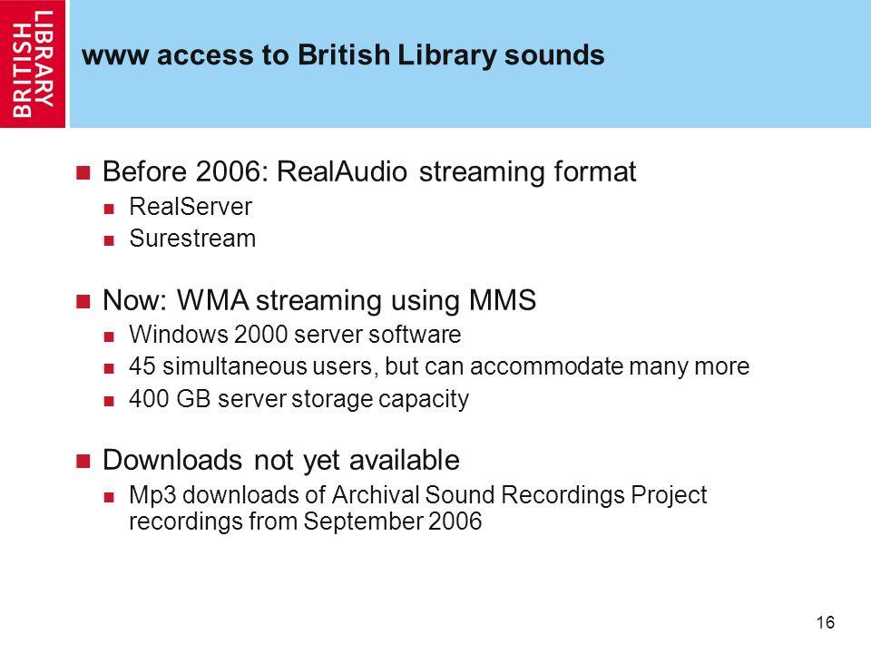 British library downloads