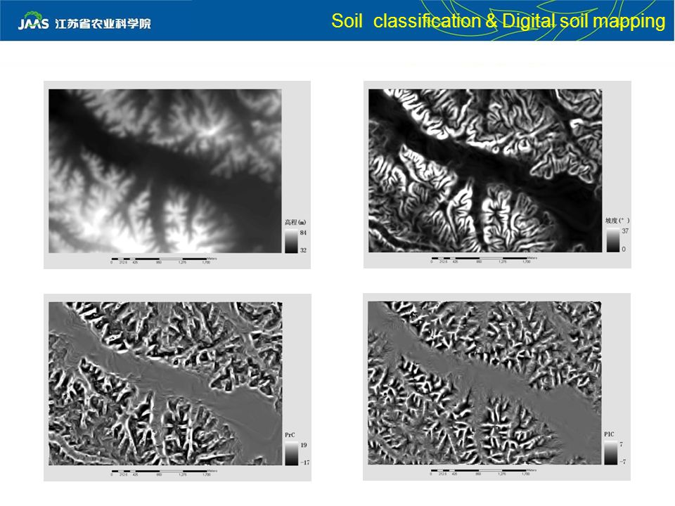 Soil classification & Digital soil mapping