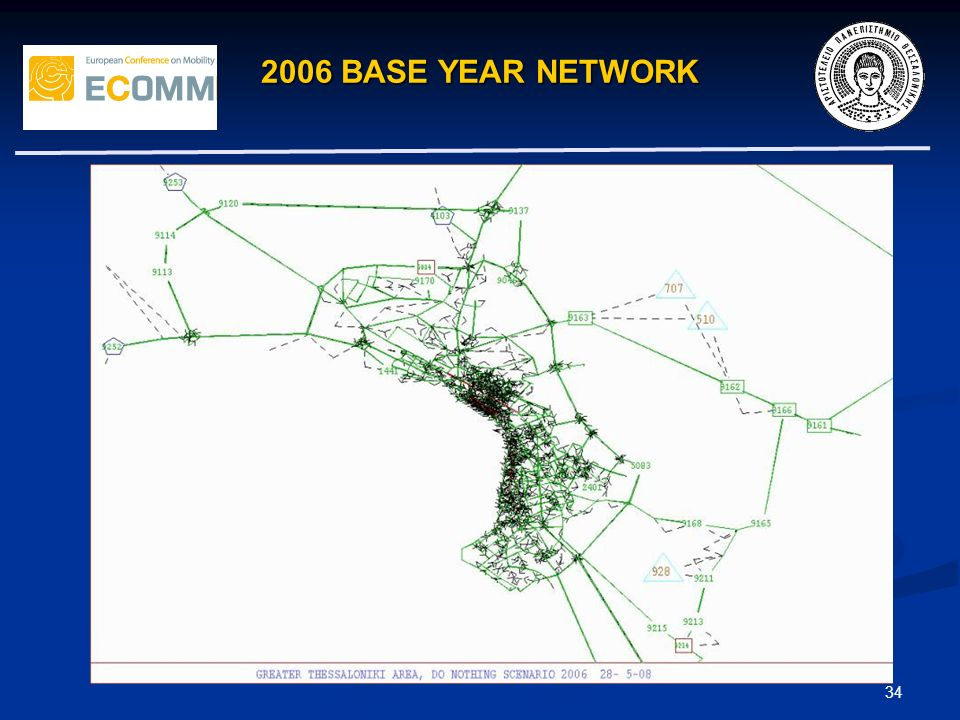 2006 BASE YEAR NETWORK 34