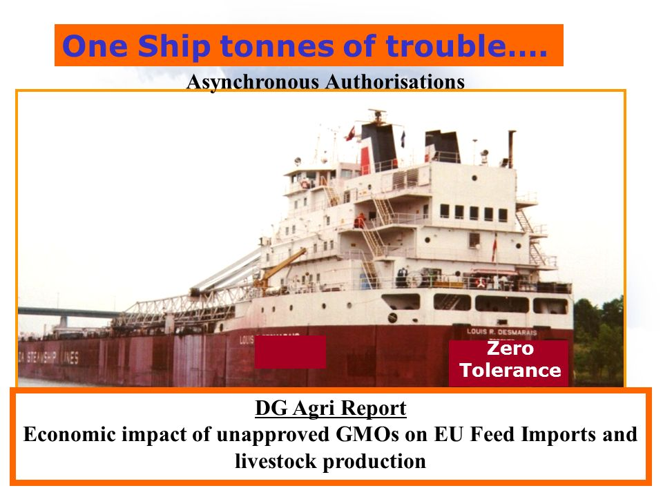 Zero Tolerance One Ship tonnes of trouble….