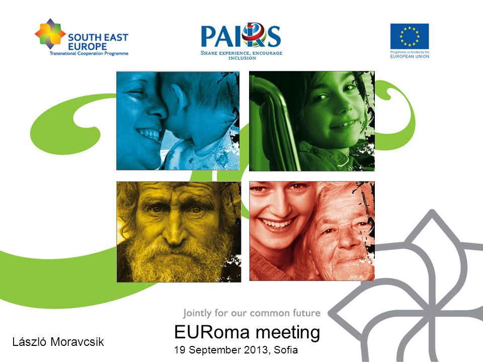 EURoma meeting 19 September 2013, Sofia László Moravcsik