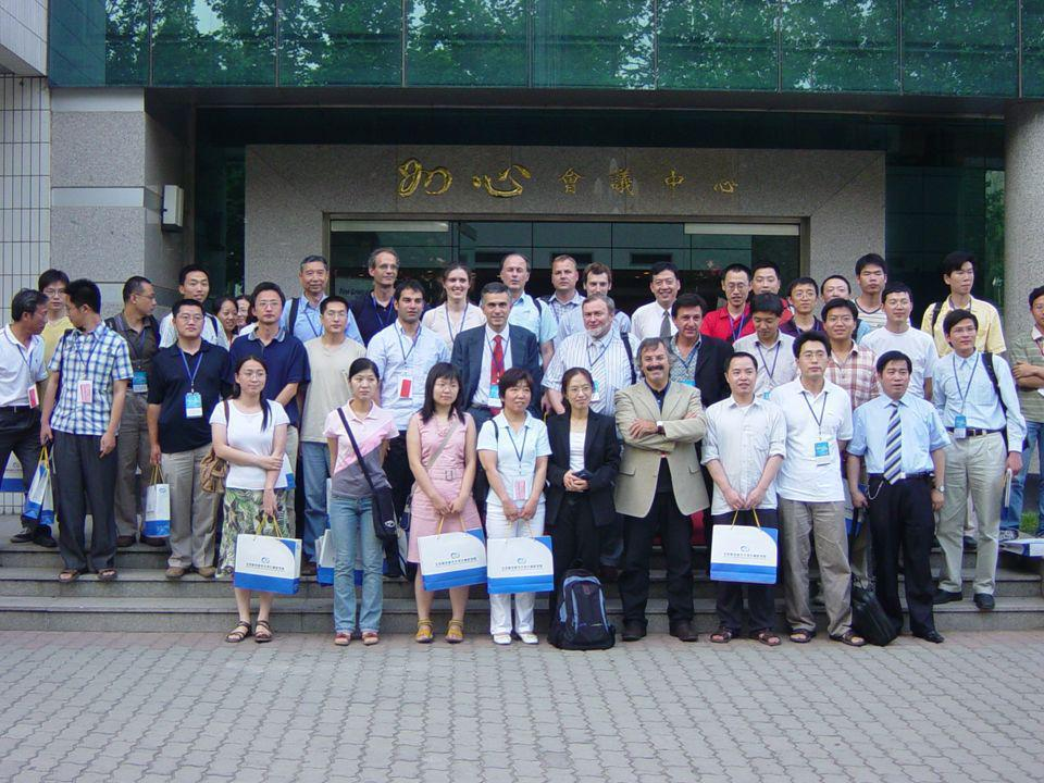 Advanced Grid Research Workshops through European and Asian Co-operation 5/10 Beijing Workshop (2) More than 90 participants (16 from Europe)