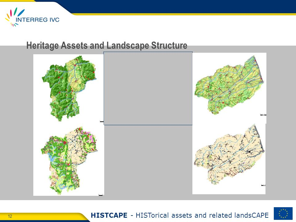 12 HISTCAPE - HISTorical assets and related landsCAPE Heritage Assets and Landscape Structure