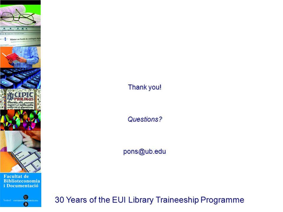 30 Years of the EUI Library Traineeship Programme Dante Alighieri by Alessandro Botticelli