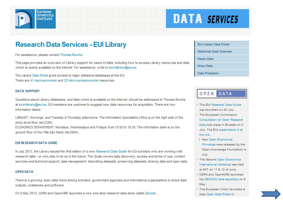 Library web