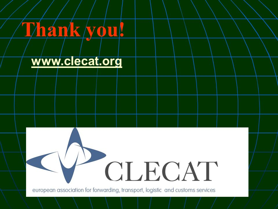 Thank you! www.clecat.org