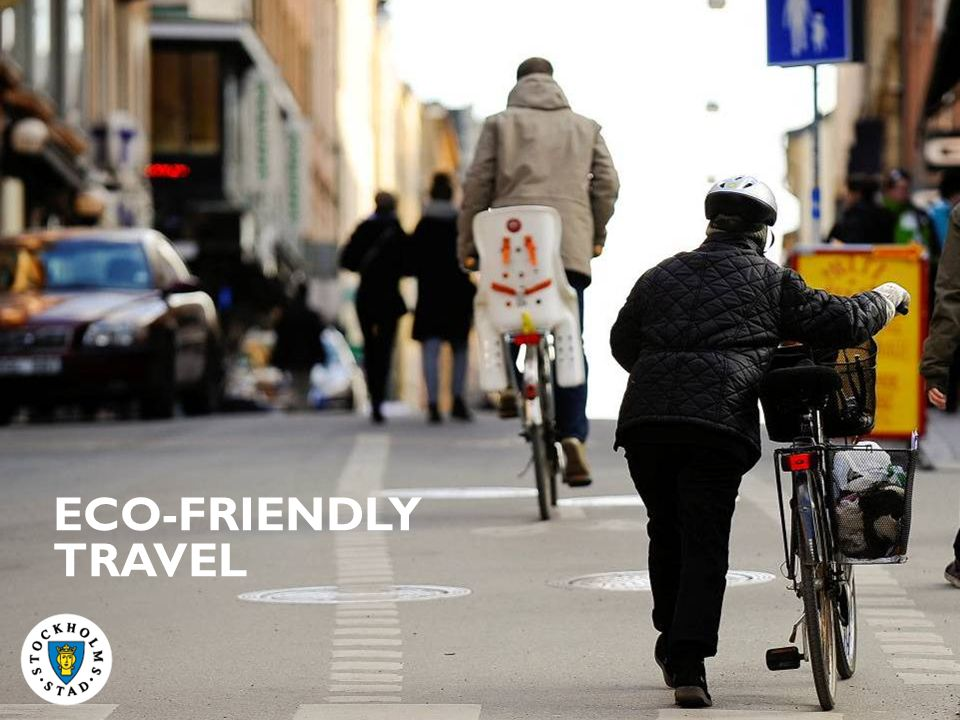 ECO-FRIENDLY TRAVEL
