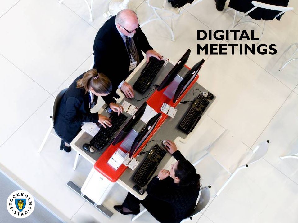 DIGITAL MEETINGS