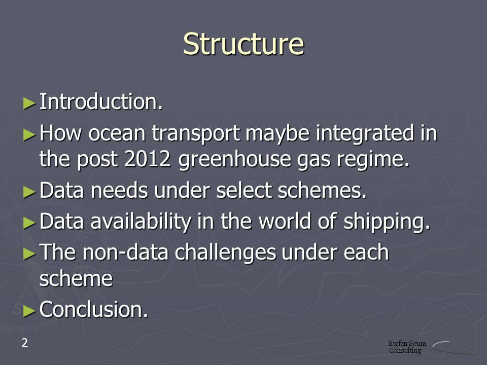 Structure Introduction. Introduction.
