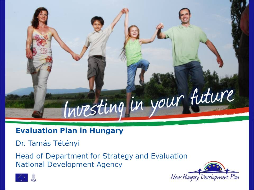 Evaluation Plan in Hungary Dr.