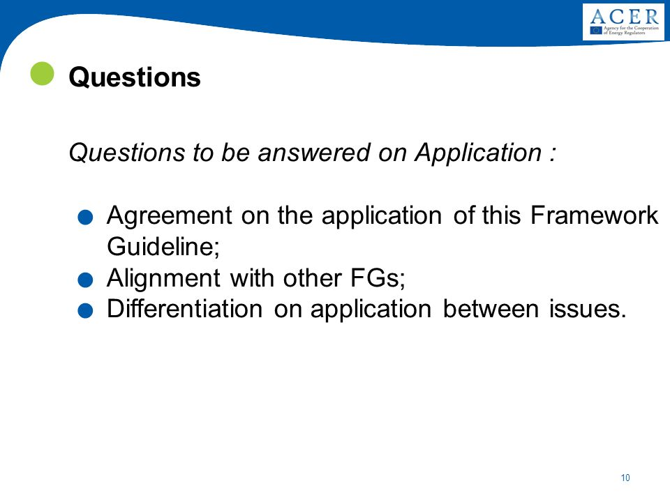 10 Questions Questions to be answered on Application :.