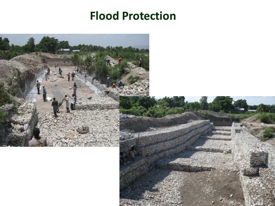 10 Flood Protection