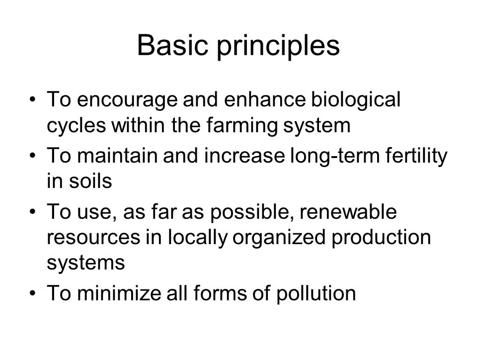 Organic agriculture is a systematic strategy, which may reduce GHG emissions and enhance sequestration of carbon The strategy includes basic principles to be followed, compulsory standards to be respected, suitable production technologies, and a system of inspection and certification to guarantee adherence to the process