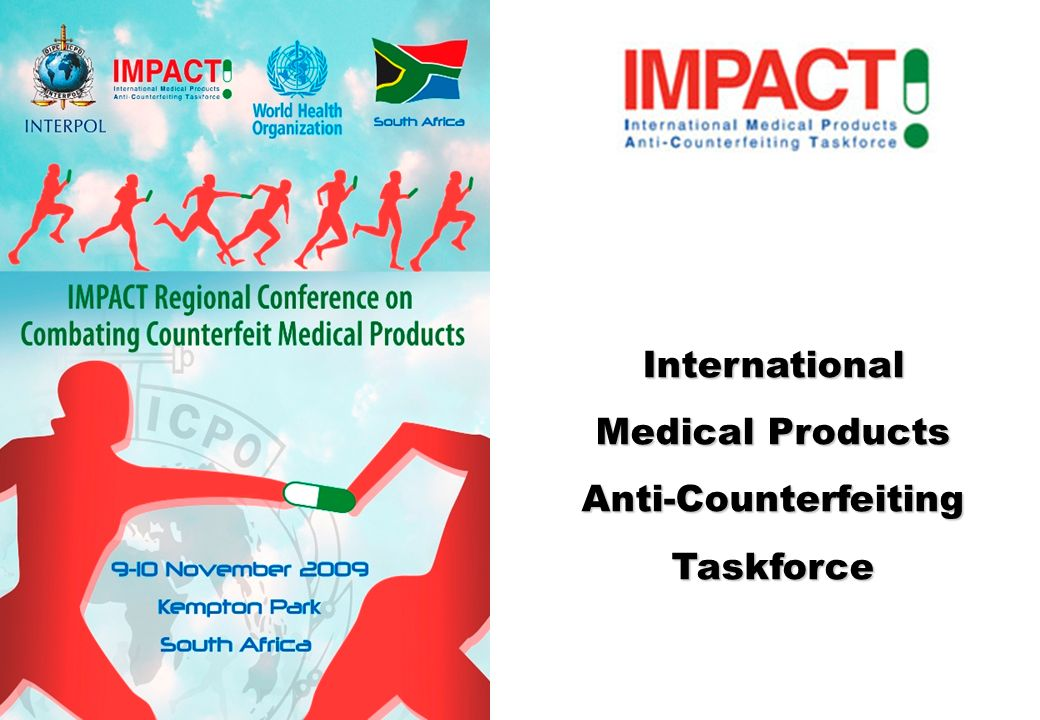 International Medical Products Anti-CounterfeitingTaskforce