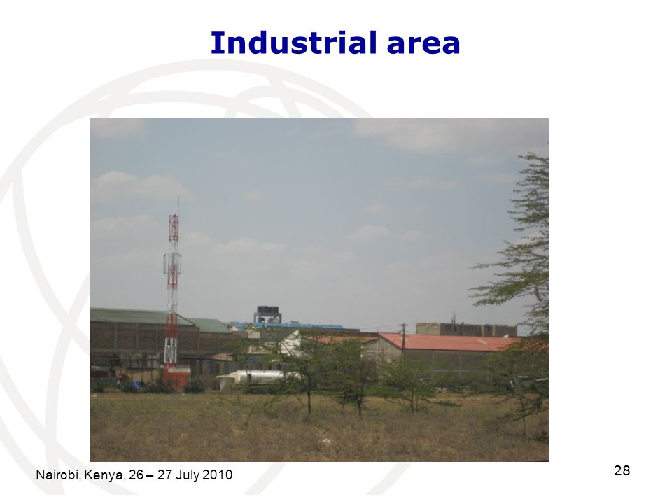 Industrial area Nairobi, Kenya, 26 – 27 July