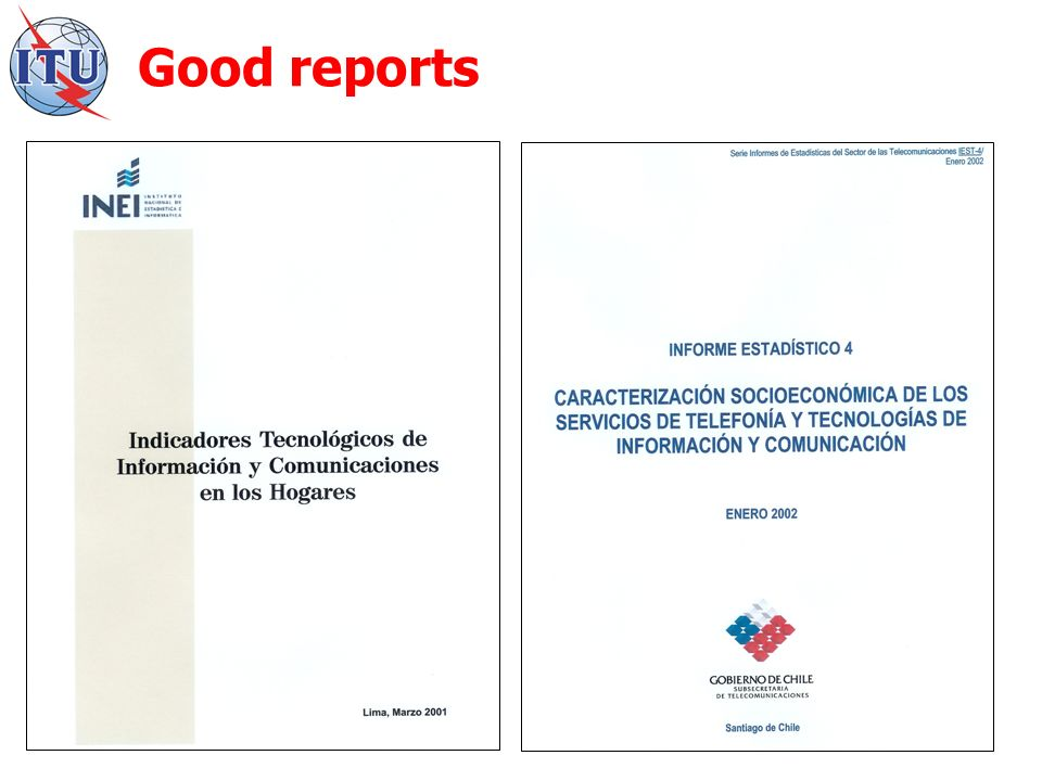 Good reports