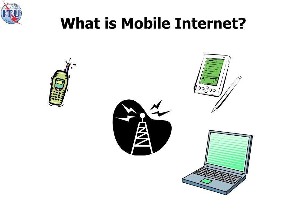What is Mobile Internet