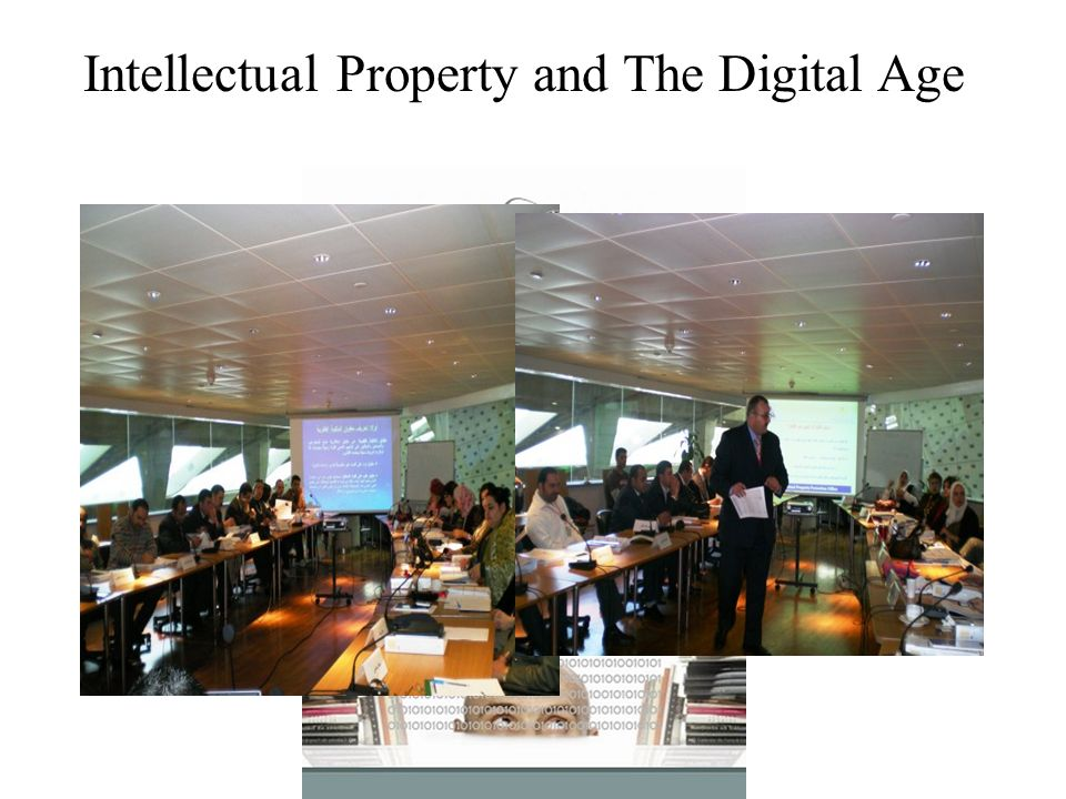 Intellectual Property and The Digital Age