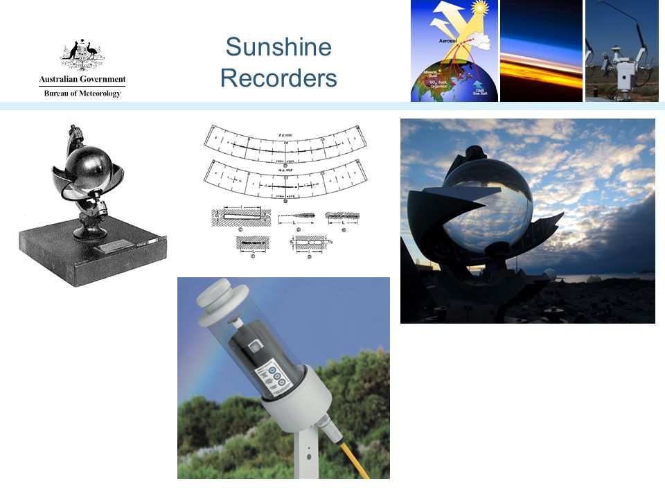 Sunshine Recorders