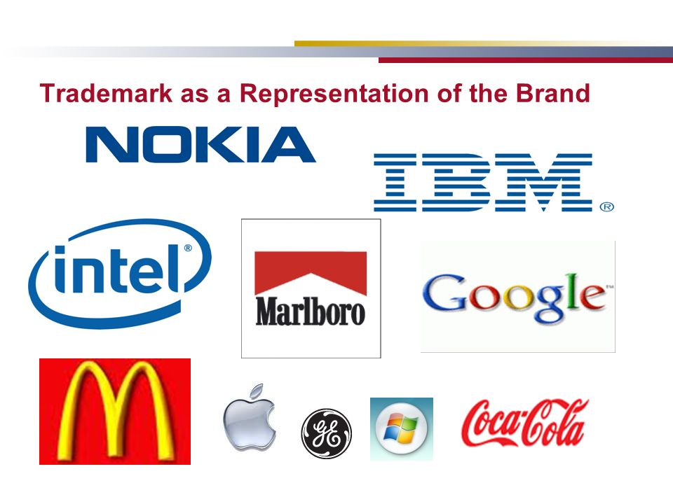 Trademark as a Representation of the Brand