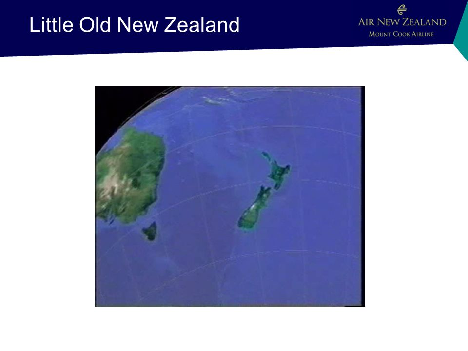 Little Old New Zealand
