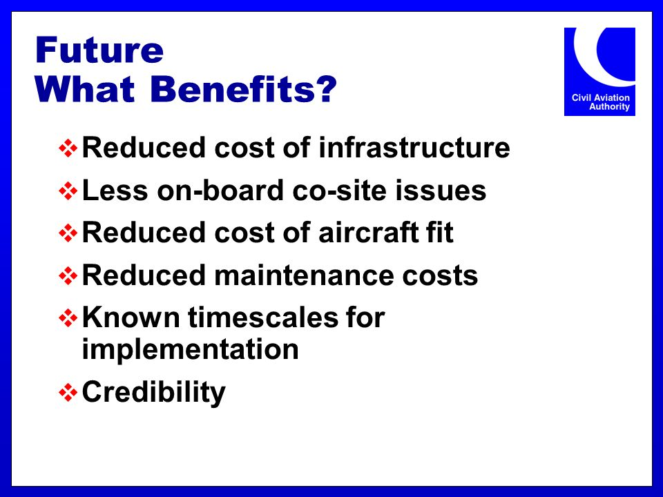 Future What Benefits.
