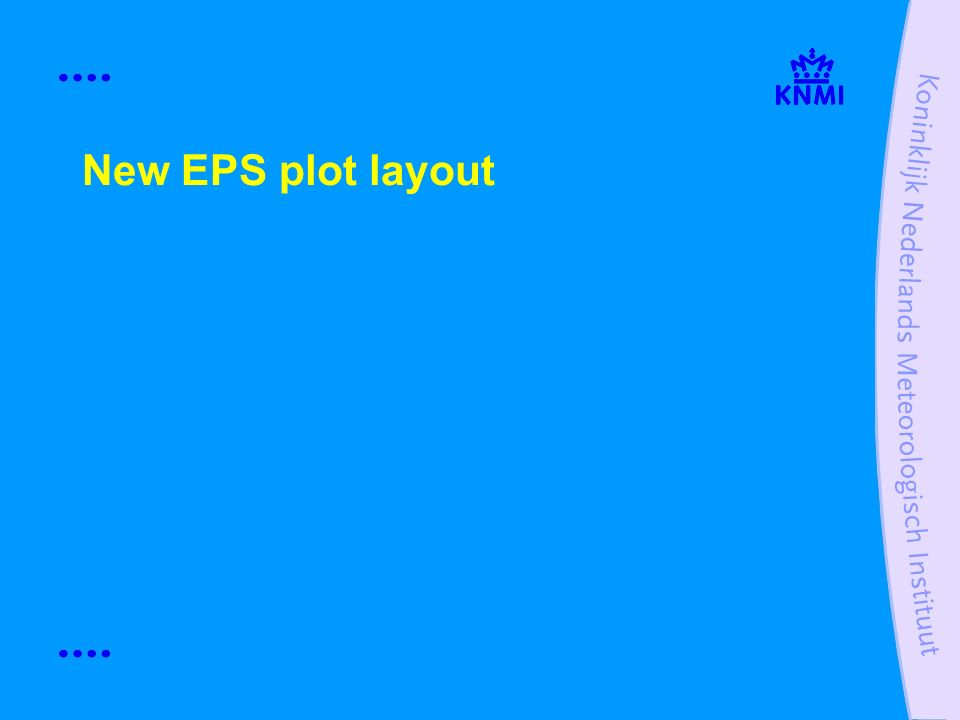 New EPS plot layout