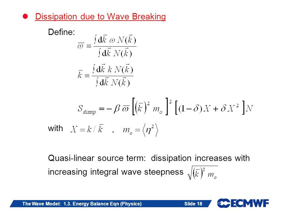 Slide 18The Wave Model: 1.3.