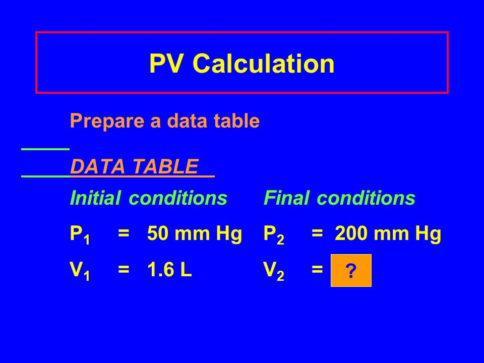 PV Problem Freon-12, CCl 2 F 2, is used in refrigeration systems.